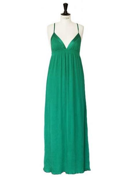 Robe Soirée Vert Bouteille - robe soir 233 e vert bouteille