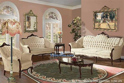 Victorian Style Living Room | how to create a victorian living room design