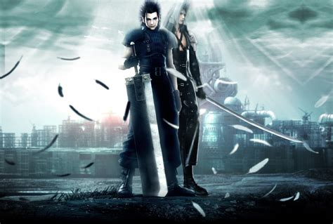 film final fantasy vii crisis core why everyone should play final fantasy pt 1 the perks of