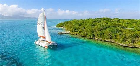 catamaran mauritius deals catamaran cruise to ile aux cerfs from mauritius south