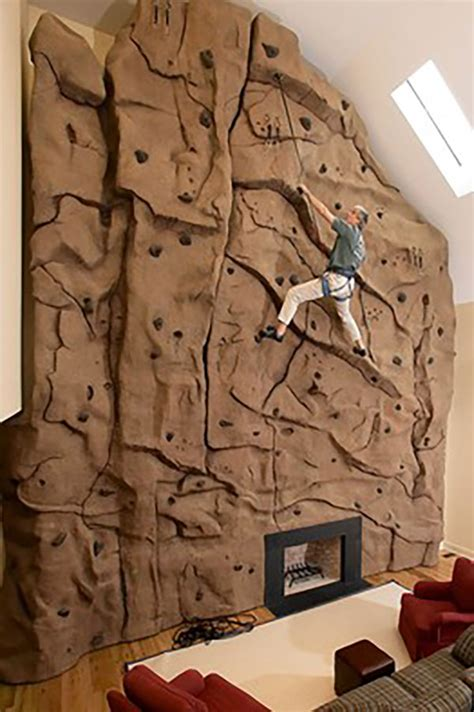 home climbing wall plans top 20 designing garage climbing wall home rock climbing