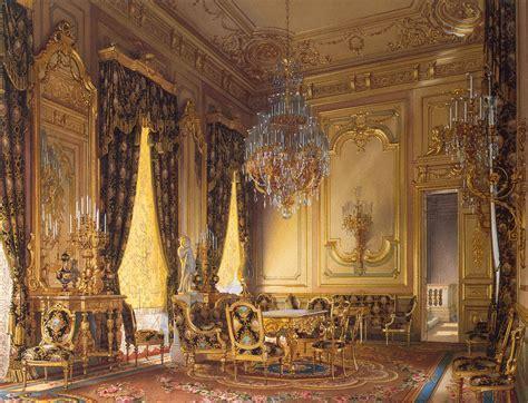 The Golden Room by File Premazzi Mansion Of Baron Stieglitz The Golden