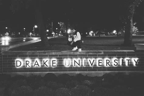 drake univ drake visits drake university students sleep through it