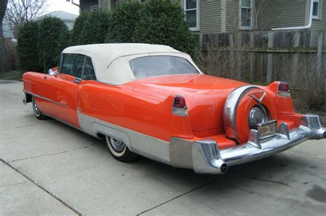 cadillac danbury danbury mint 1954 cadillac eldorado convertible 1 24
