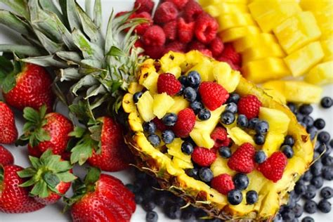 Pictures Fancy Fruit Trays