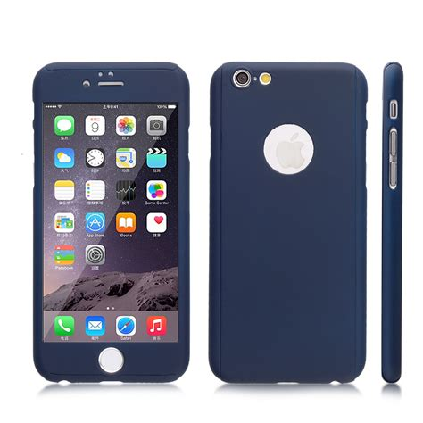 Cover Orange For Iphone 6 47 wholesale cover protection thin cover tempered