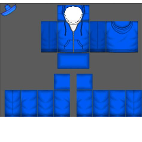 roblox hoodie template light blue hoodie by builderdog template by artimo roblox