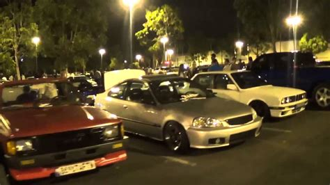 Tacos N Tuners Car Meet 8 1 13   YouTube