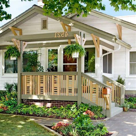haus mit veranda veranda selber bauen eine coole idee archzine net