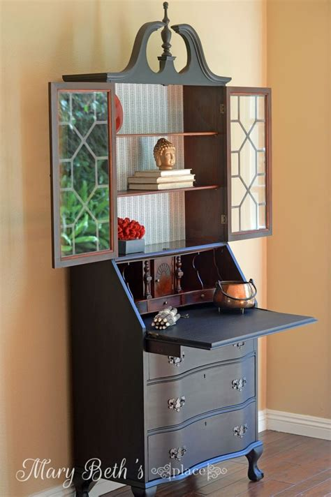 painted desk best 25 painted desks ideas on