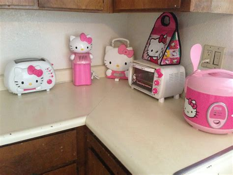 Target Hello Kitty Toaster Not Blessed Mama I Have A Hello Kitty Kitchen