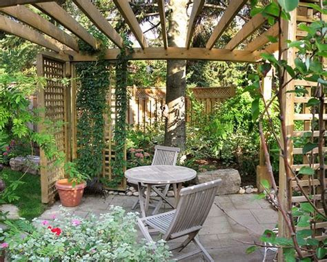 backyard decor pinterest garden decor outdoor living fresh air for the soul
