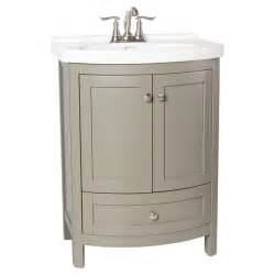 meuble lavabo 171 tallia 187 224 portes arrondies gris rona