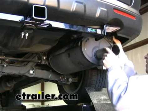 trailer hitch installation  honda crv etrailercom