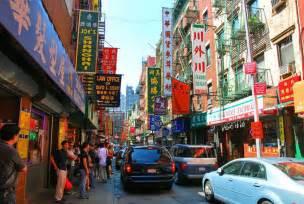 New york chinatown new york