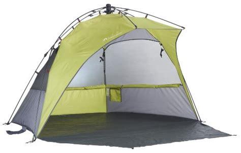 Light Speed Tent by Lightspeed Sun Shelter Tent Green Gray 8 Pounds