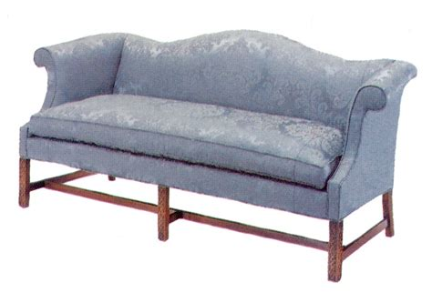 Chippendale Sofa Slipcover Chippendale Style Sofa Chippendale Camelback Sofa Slipcovers
