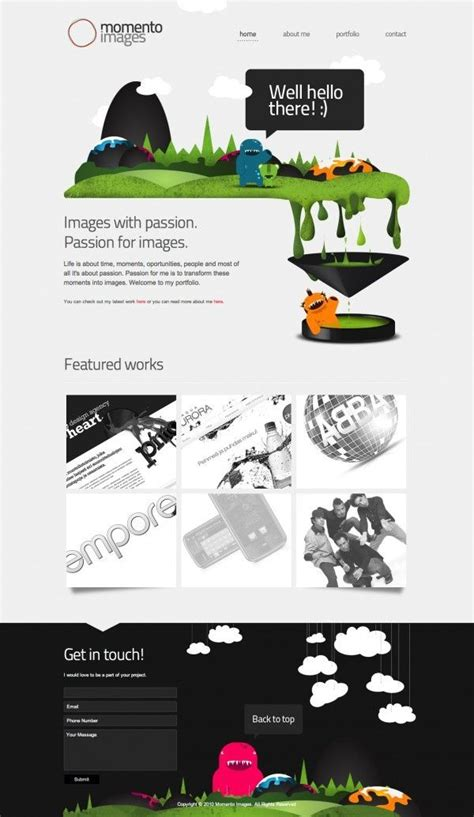 web design layout pinterest unique web design momento images webdesign design http