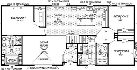 wick homes floor plans crosswick floorplan 1400 sq ft