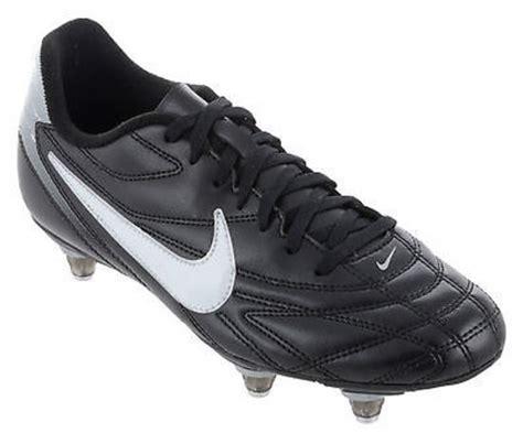 new nike premier iii sg soft ground black football boots