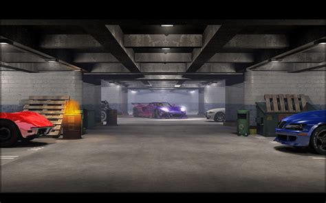 Top Rated Floor Plans underground garage converted into go kart track pppm
