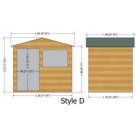 Colchester Sheds And Fencing by Wroxham Garden Shed 8 X 6 Colchester Sheds And Fencing