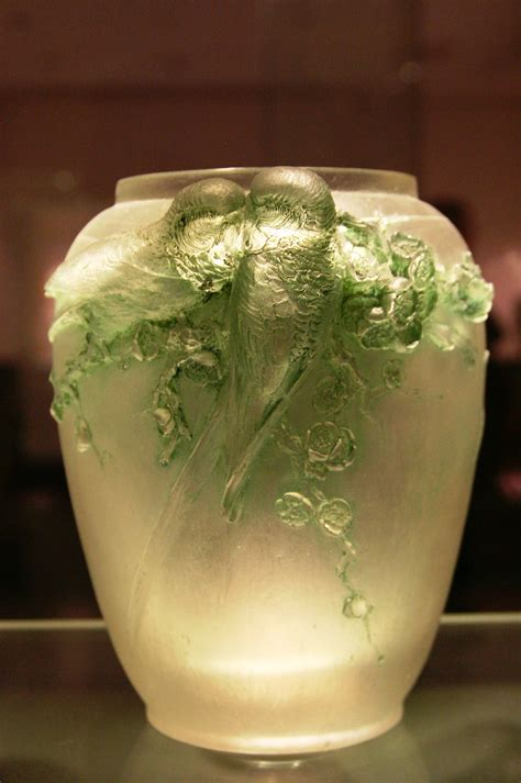lalique vasi bayer and waller the of rene
