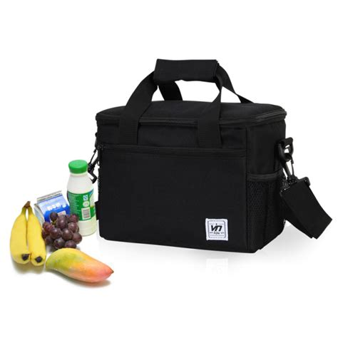 Thermal Lunch Bag veevan lancheira thermo lunch bag cooler insulated lunch