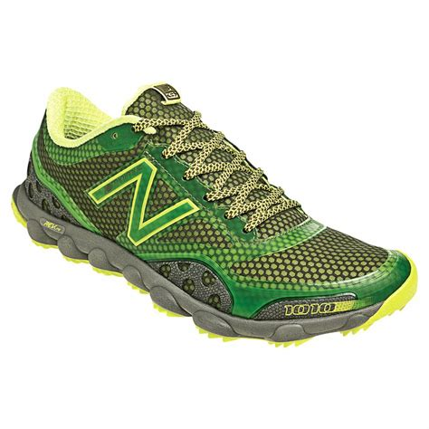 stability trail running shoes new balance mt1010yg minimalist trail running shoe