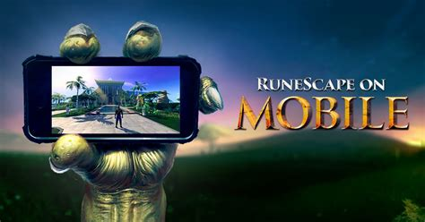runescape on android runescape finally going mobile early registrations now