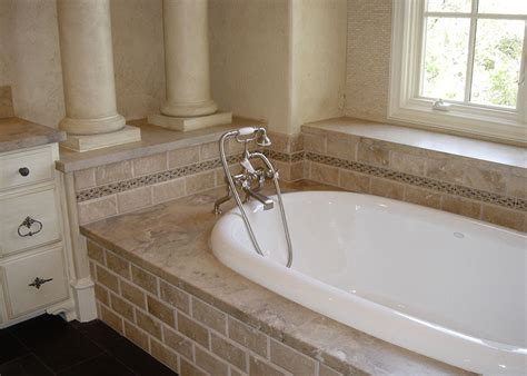 Bathtub With Surround by Bathtubs With Marble Surrounds Reversadermcream