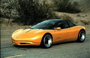 Pontiac Prototype Karznshit 90 Pontiac Sunfire Concept