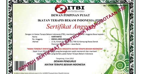 sertifikat elektronik sebagai alat bukti surat pusat pendidikan dan