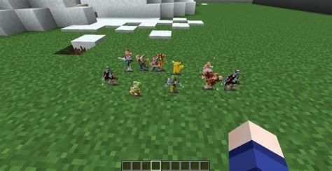 mods in minecraft for 1 8 amiibo mod 1 0 alpha development for minecraft 1 8
