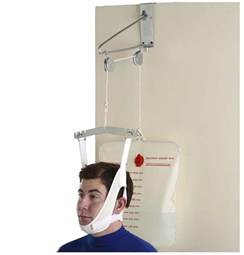 The Door Cervical Traction by Cervical Traction Door Neck Back Spine Stretcher