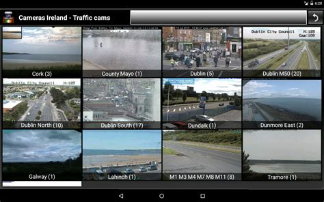 dublin live cam cameras ireland traffic cams android apps on google play