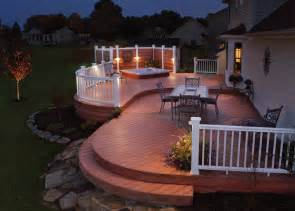 deck lighting fixtures lighting design pictures