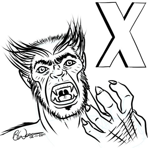 marvel beast coloring pages artgasm