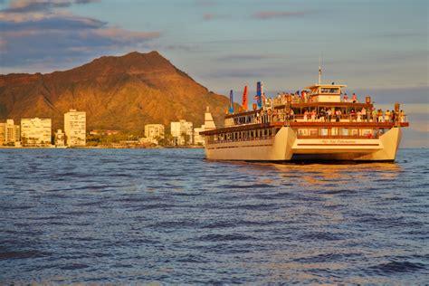 catamaran dinner cruise oahu ali i kai catamaran dinner cruise hawaii on a map