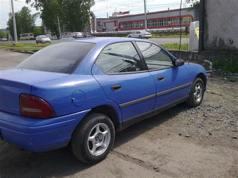 used 1995 dodge neon photos 1999cc gasoline ff automatic for sale