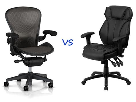 vs office chair best office chair in 2016 comparison chart