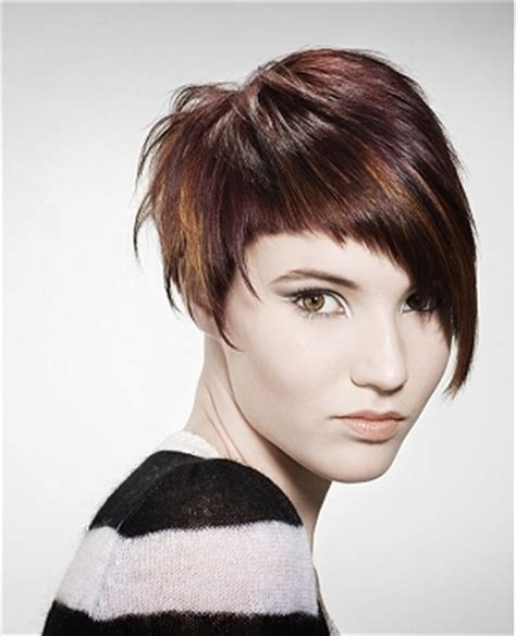 edgy sophisticated asymmetrical haircuts pictures edgy short hairstyles for teens