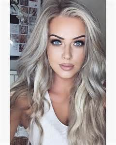 platinum gray hair color 25 best ideas about grey hair on grey
