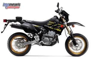 Suzuki Ds 400 Suzuki S 2018 Drz 400sm Now Available In Australia
