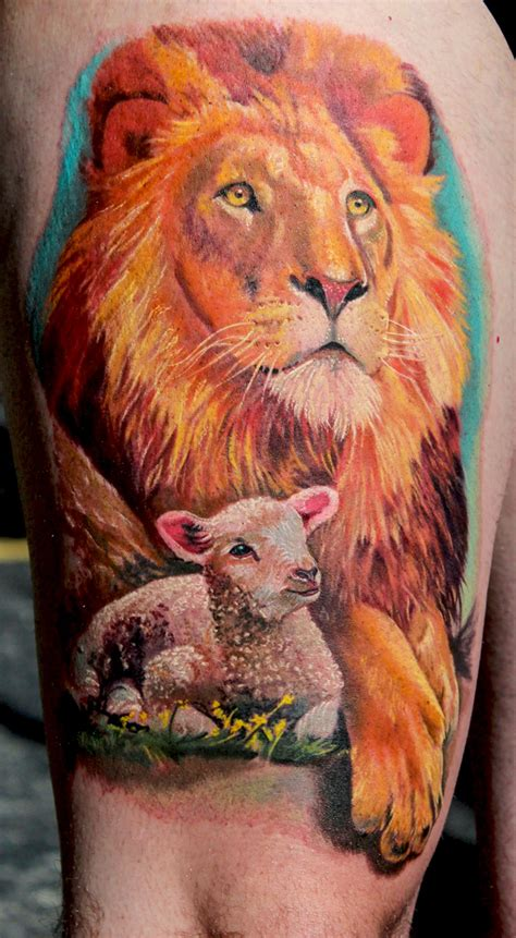 lamb of god tattoo designs and by todo abt by todoartist deviantart