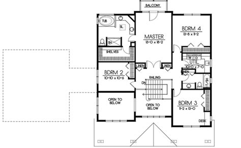 interesting 2 story bungalow house plans pictures best