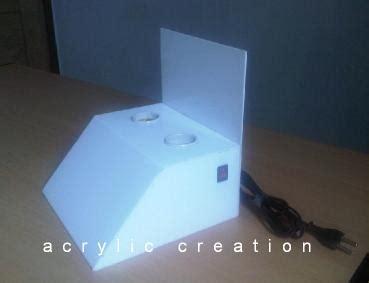 Acrylic Putih Lembaran tester lu tl o4 acrylic akrilik acrylic display harga acrylic jual acrylic harga acrylic