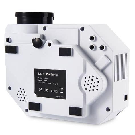 Mini Led Projector Uc30 Uc30 Unic Portable Mini Led Projector End 2 6 2020 2 41 Pm