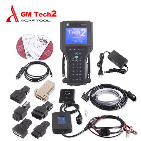 dhl free shipping gm tech2 diagnostic tool for gm saab