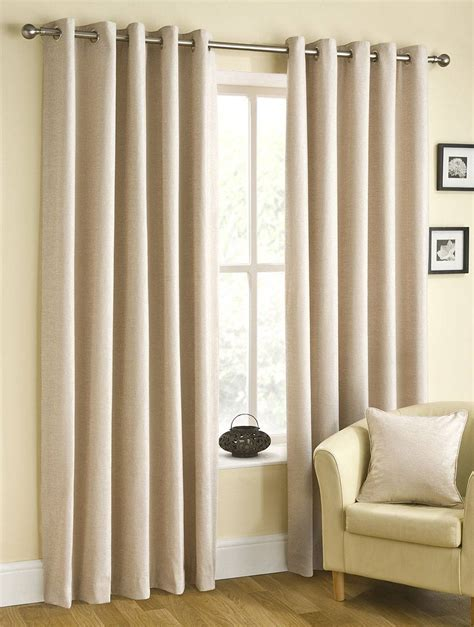 best priced curtains belfield rico colour chagne chenille eyelet top